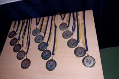 XVI PUCHAR BURMISTRZA DZIELNICY URSUS w badmintonie