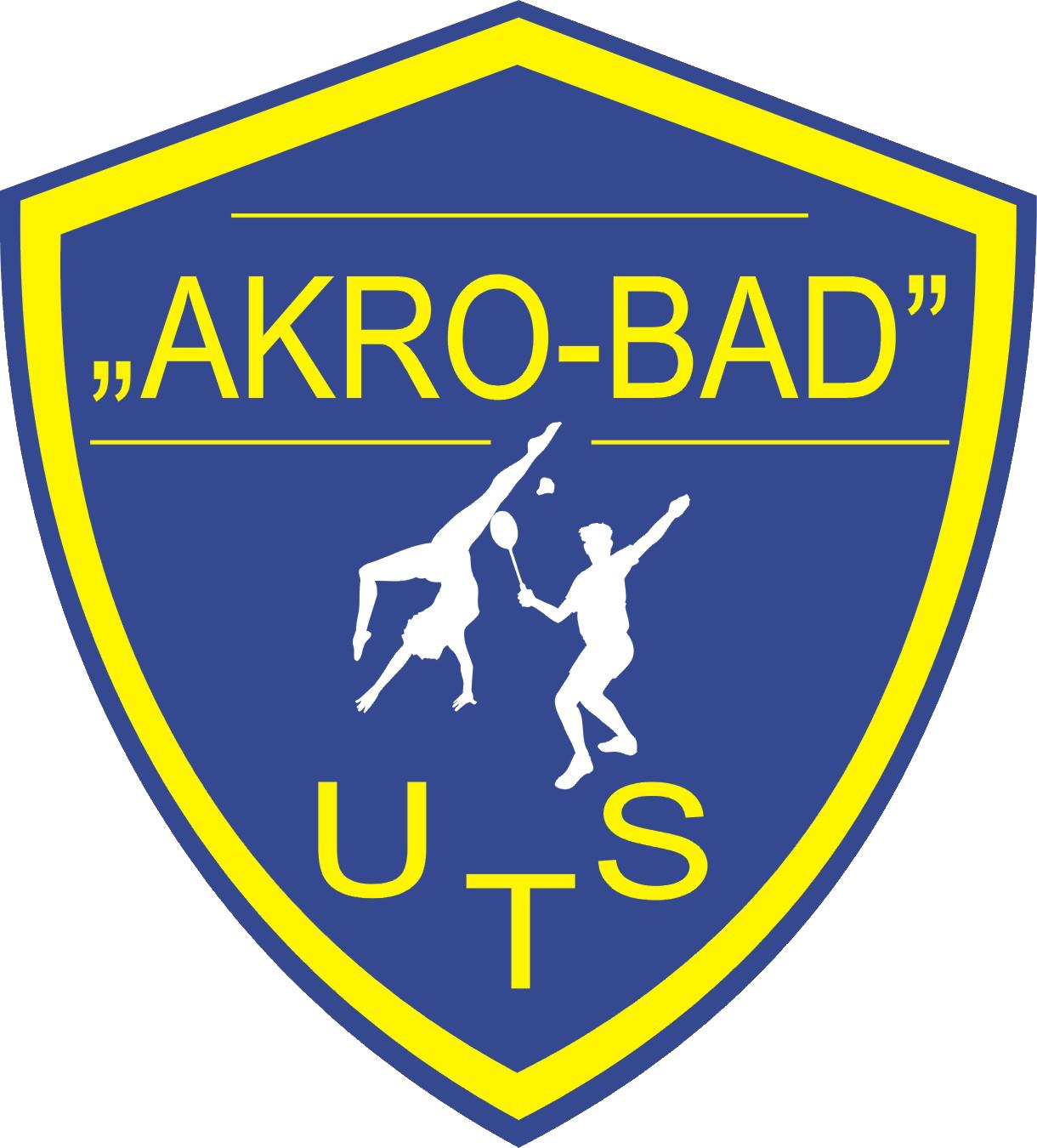 """Ursusowskie Towarzystwo Sportowe """"AKRO-BAD"""""""